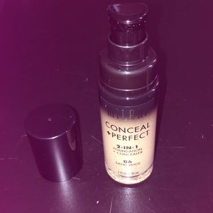 Milani conceal+perfect 2in1 foundation&concealer